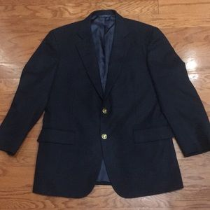 Brooks Brothers cashmere and wool blazer 40S